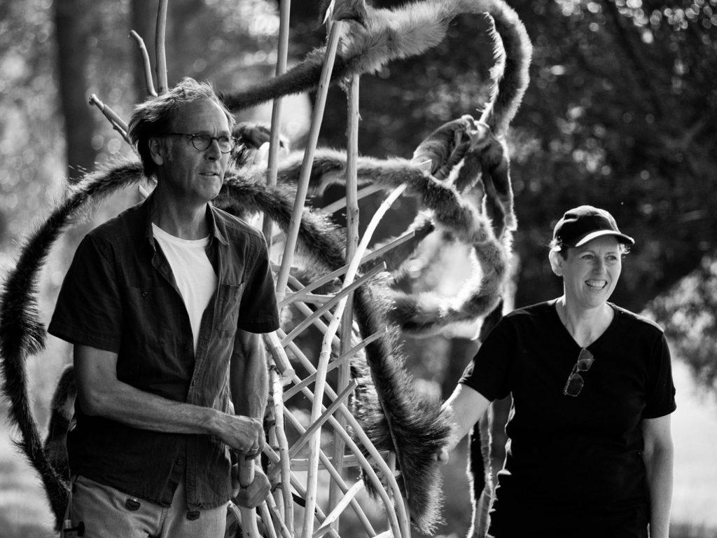 Art in Slow Motion - Joyce van Heek en Franz Greife